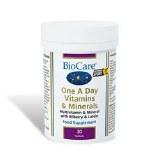 Biocare One A Day Vitamins & Minerals