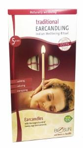 Biosun Hopi Ear Candles - Pack of 5 Pairs