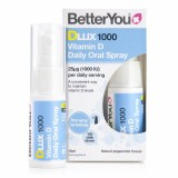 BetterYou D Lux 1000 Daily Vitamin D Oral Spray