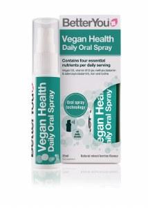 BetterYou Vegan Health Daily Oral Spray Multinutrient Formula