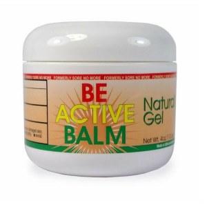 Be Active Balm Natural Gel - 113g