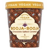 Booja Booja Ice Cream Chocolate Salted Caramel - 500ml