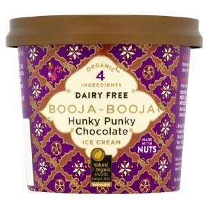 Booja Booja Ice Cream - Hunky Punky Chocolate 110ml