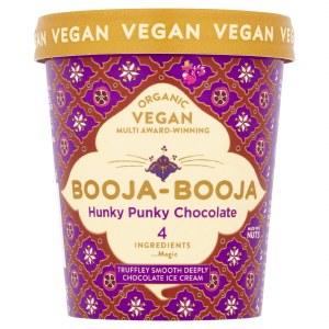 Booja Booja Ice Cream - Hunky Punky Chocolate 500ml