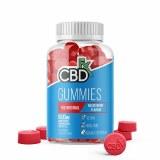 CBDfx - 50mg CBD Gummies - Bottle of 60