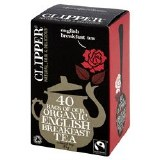 Clipper Organic English Breakfast Tea