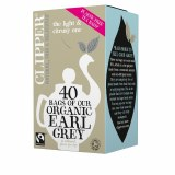 Clipper Organic Earl Grey Tea - 40 Teabags
