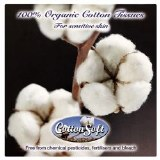 Cotton Soft Organic Cotton Tissues