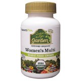 Source of Life Garden Women's Multi | Organic & Vegan Gold Standard Multinutrient