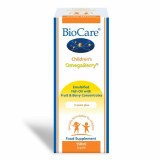 Biocare Childrens Omegaberry Emulsified Fish Oil