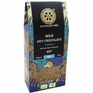 Chocolate Tree Organic Milk Hot Chocolate Flakes - 150g