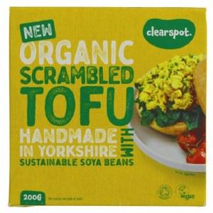 Clearspot Organic Scrambled Tofu - 200g
