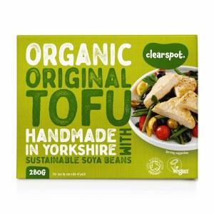 Clearspot Organic Tofu - 280g