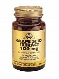 Solgar Grape Seed Extract 100mg