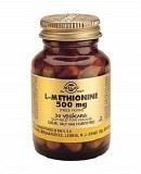Free Form L-Methionine Capsules 500mg