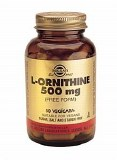 Free Form L-Ornithine Capsules 500mg
