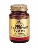 Free Form L-Carnitine Tablets 500mg