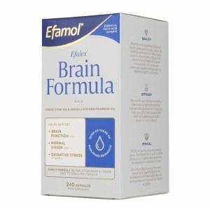 Efamol Efalex Brain Formula Capsules - 240's