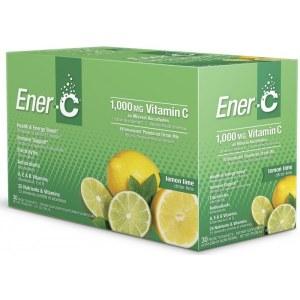 Ener-C Effervescent Sachets x 30 | Lemon Lime Flavour