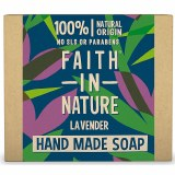 Faith in Nature Hand Made Soap with Lavender - 100g