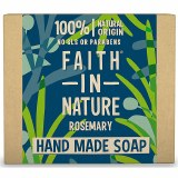 Faith in Nature Hand Made Soap with Rosemary - 100g