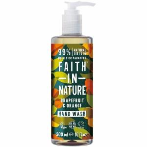 Faith in Nature Grapefruit & Orange Hand Wash - 300ml