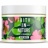 Faith in Nature Rose & Chamomile Hair Mask - 300ml