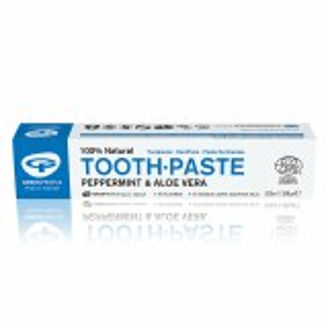 Green People Peppermint & Aloe Vera Toothpaste - 50ml