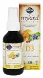 Garden of Life Mykind Organics Vitamin D3 Organic Vegan Spray 25ug