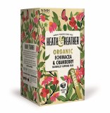 Heath & Heather Organic Echinacea & Cranberry Tea