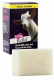 100% Fresh Goats Milk Soap with Organic Shea & Cocoa Butter | Moisturising for Sensitive Skin