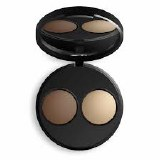 Inika Baked Mineral Contour Duo in Almond