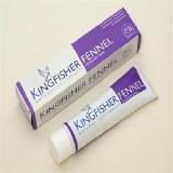 Kingfisher Fennel Toothpaste Flouride Free