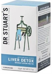 Dr Stuart's Liver Detox Tea - 15 Bags
