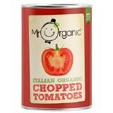 'Mr Organic' Organic Italian Chopped Tomatoes