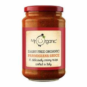 'Mr Organic' Organic Parmigiana Sauce