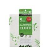 Mastic Plastic Free All Purpose Cloth | 0% Microplastic