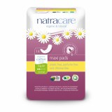 Natracare Max Pads - Regular