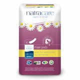 Natracare Max Pads - Night Time