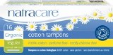 Natracare Organic Tampons Regular & Applicator