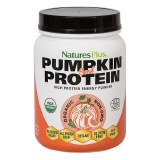 Nature's Plus Organic Pumpkin Seed Protein Powder - Vegan & Gluten Free