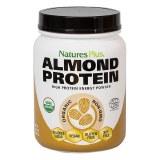 Nature's Plus Organic Vegan Almond Protein Powder - Non GMO