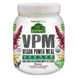 Nature's Plus Organic Vegan Power Meal Powder Mix