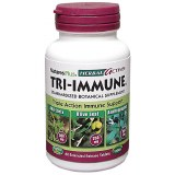Nature's Plus Tri-Immune 60 Extended Release Tablets