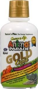 Animal Parade Liquid Gold Children's Multivitamin - 480ml