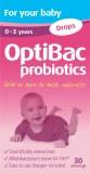OptiBac Probiotics - For Your Baby - 30 Servings