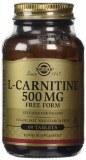 Free Form L-Carnitine Capsules 500mg