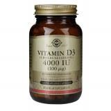 Solgar Vitamin D3 4000IU | 120VCaps