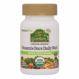 Source of Life Garden Women's Once Daily Multi Organic and Vegan Gold Standard