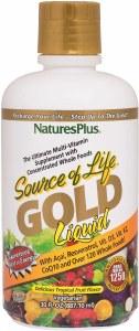 Nature's Plus Source of Life Gold Liquid - 887ml